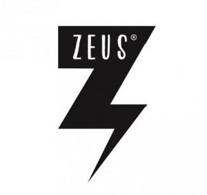 zeus logo invert